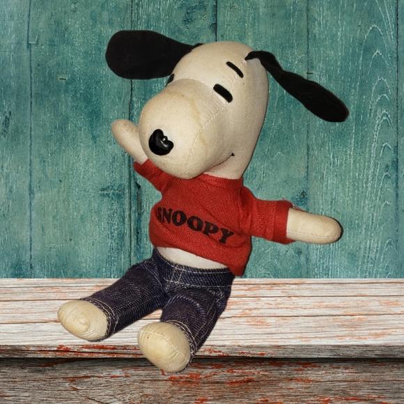 Vtg 1958 - 1968 Snoopy Peanuts